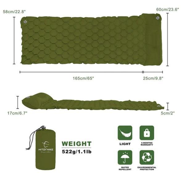 🔥50% discount 🔥- Outdoor Camping Sleeping Mat( Same day delivery Buy 2 Free Shipping)