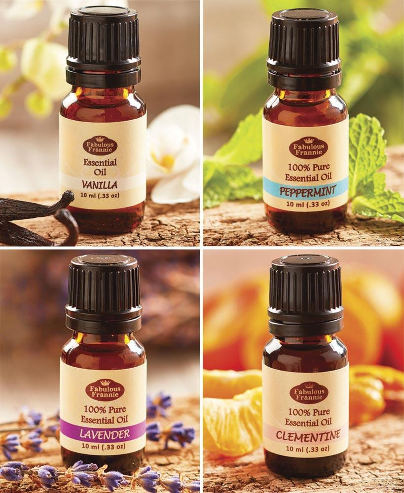 Aromatherapy Diffuser Necklaces or Oils