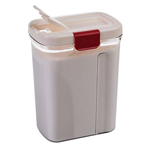 Prep Solutions by Progressive Sugar Keeper Air-Tight Food Storage Container, 2.5