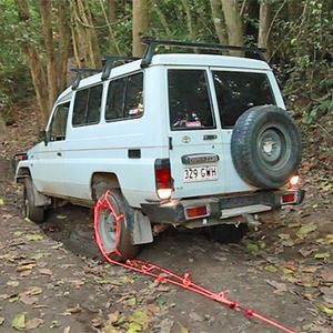 BOG OUT Vehicle Wheel Recovery Device