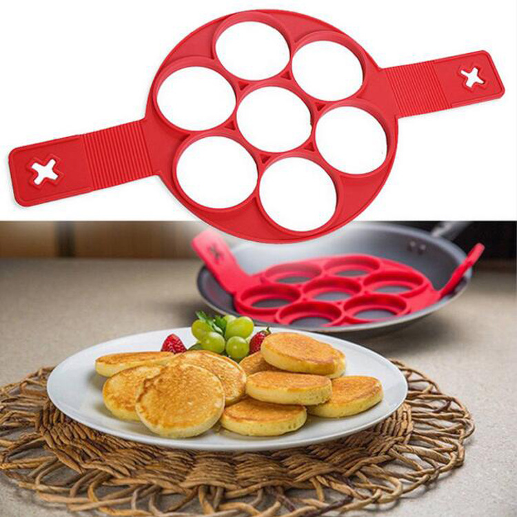 (Last Day Promotion&40% OFF) 😍Non Stick Pancake Maker【3Pcs Free Shipping】