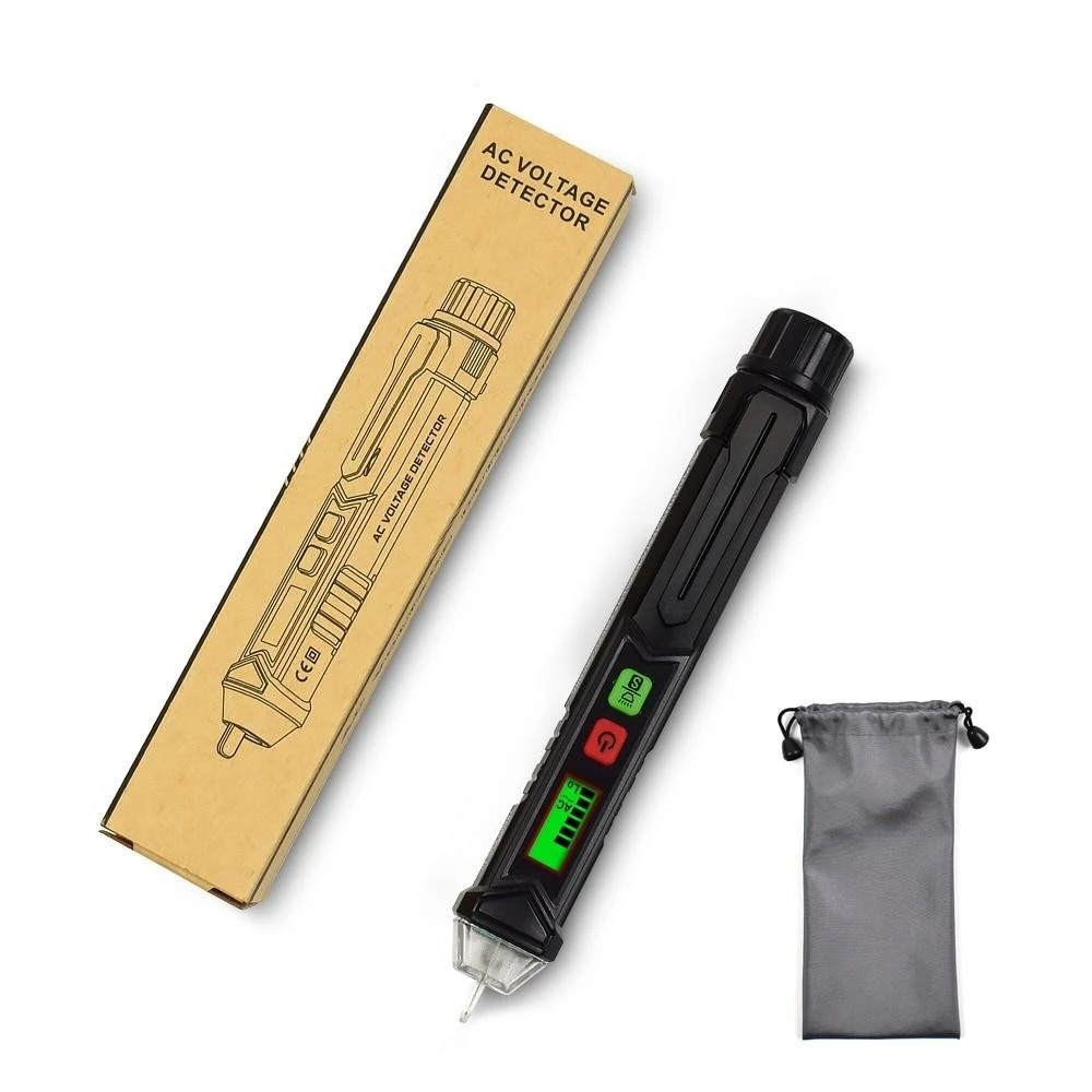 (Early Father's Day Promotions-50% OFF)  12V/48V-1000V Voltage Sensitivity Electric Compact Pen