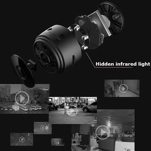 (40% off for today only)Wifi 1080P HD Night Vision Wireless Camera