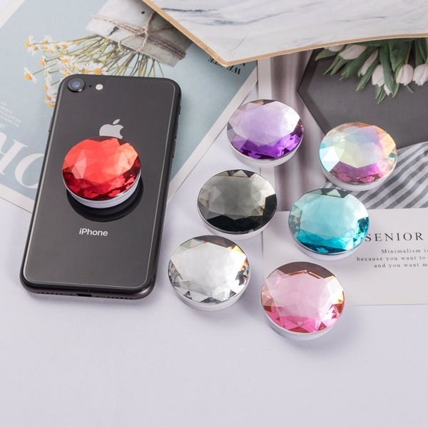 Universal Cell Phone Ring Holder Bling  Mobile Phone Stand