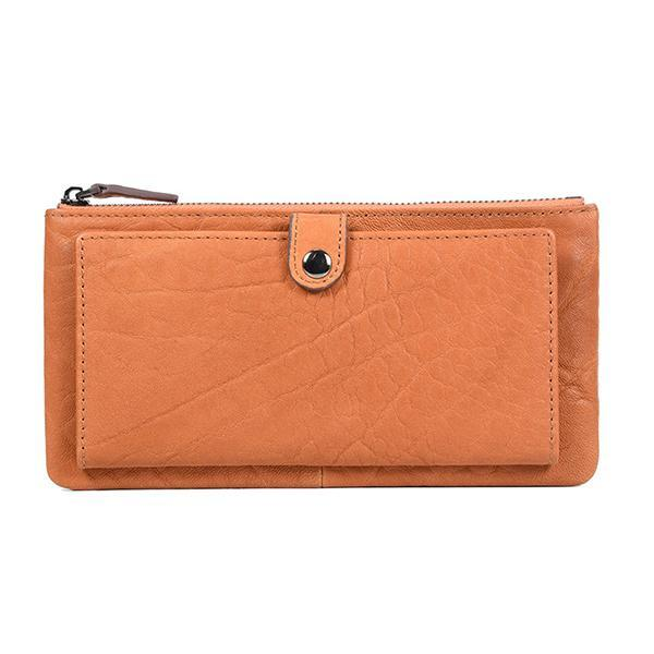 RFID Anti-theft Multi-Slot Wallet