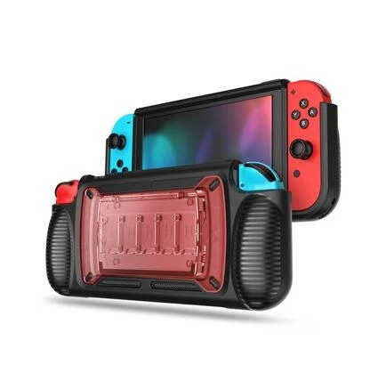 AHOME7 Multi-function Protective Grip Case For Nintendo Switch