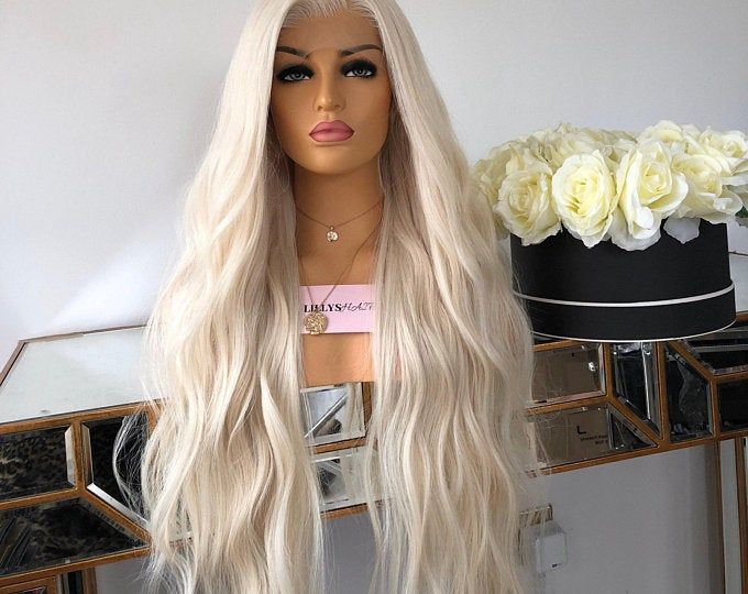 Lace Front Wigs Sun Bleached Hair Honey Blonde Body Wave Hair Brunette Wigs