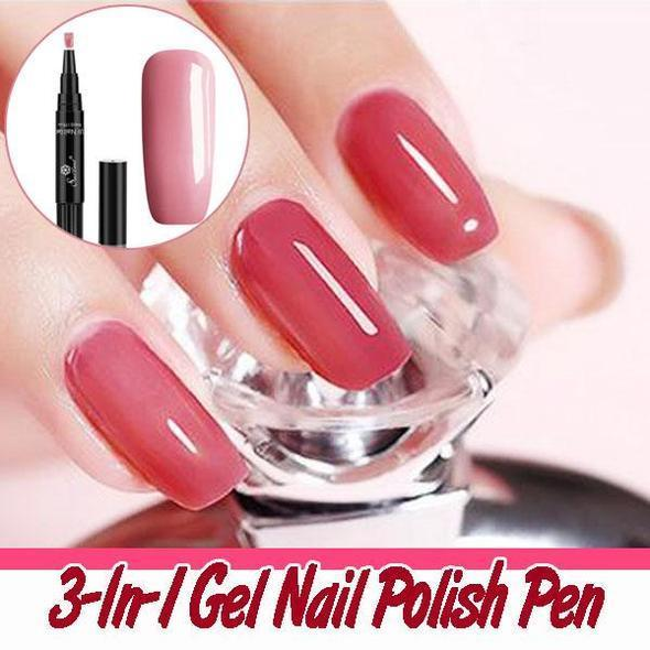 3-In-1 Gel Nail Polish Pen🔥SOLD OUT FAST🔥
