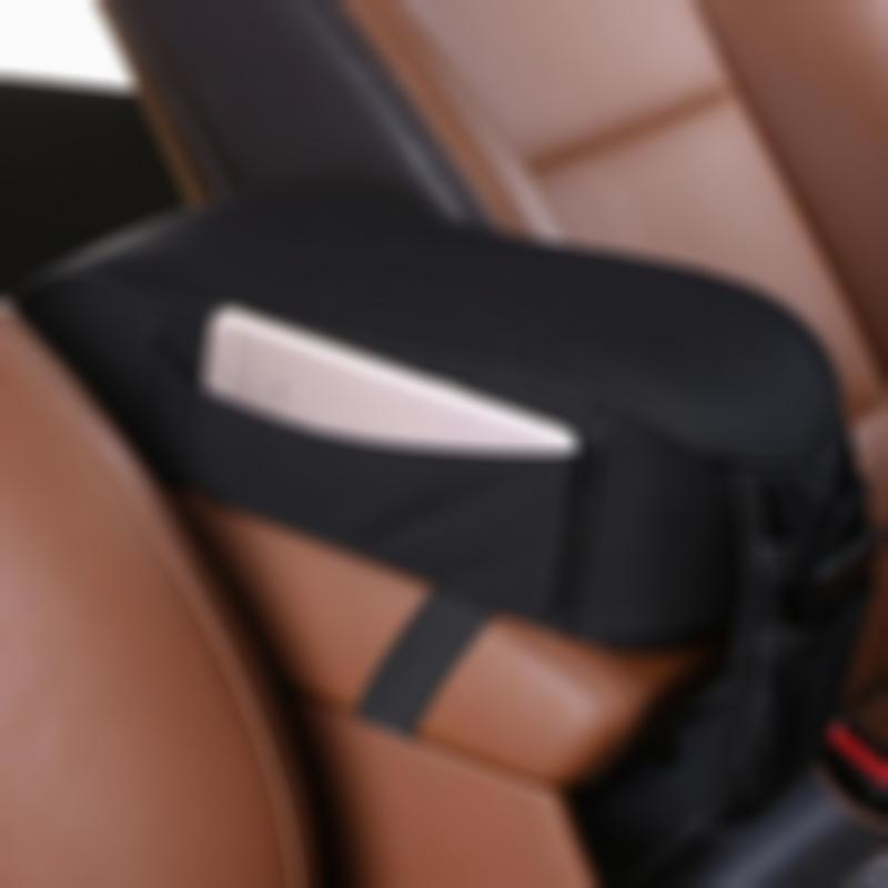 CAR ARMREST With Memory Foam Cushion