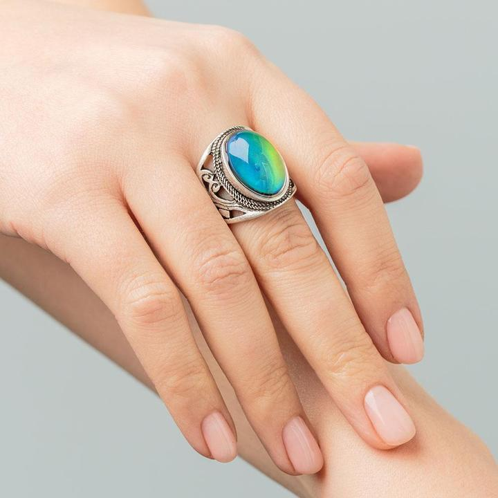 Best New Age Mood Ring