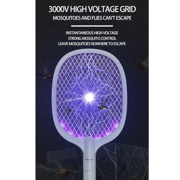 Electric Shock Mosquito Swatter