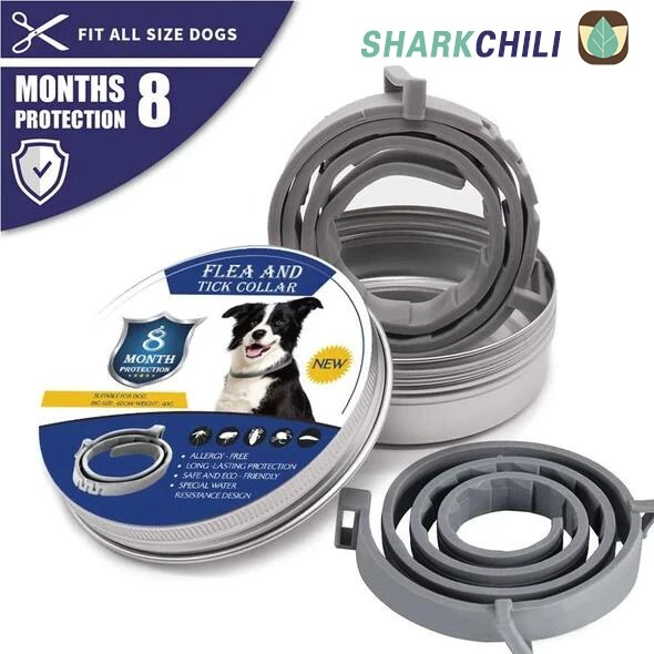 Flea & Tick Collar For Dogs & Cats