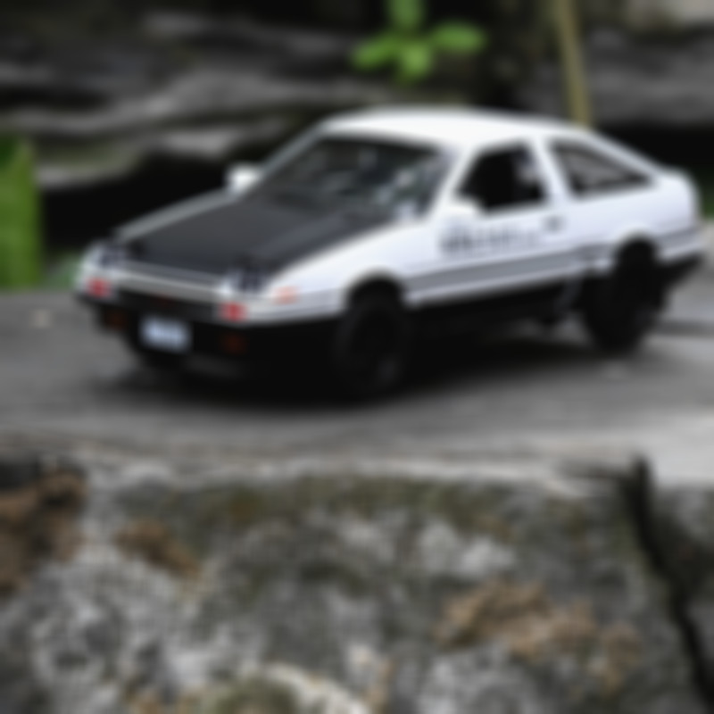 【Last Day Promotion 50% OFF】AE86 Car Model Toy
