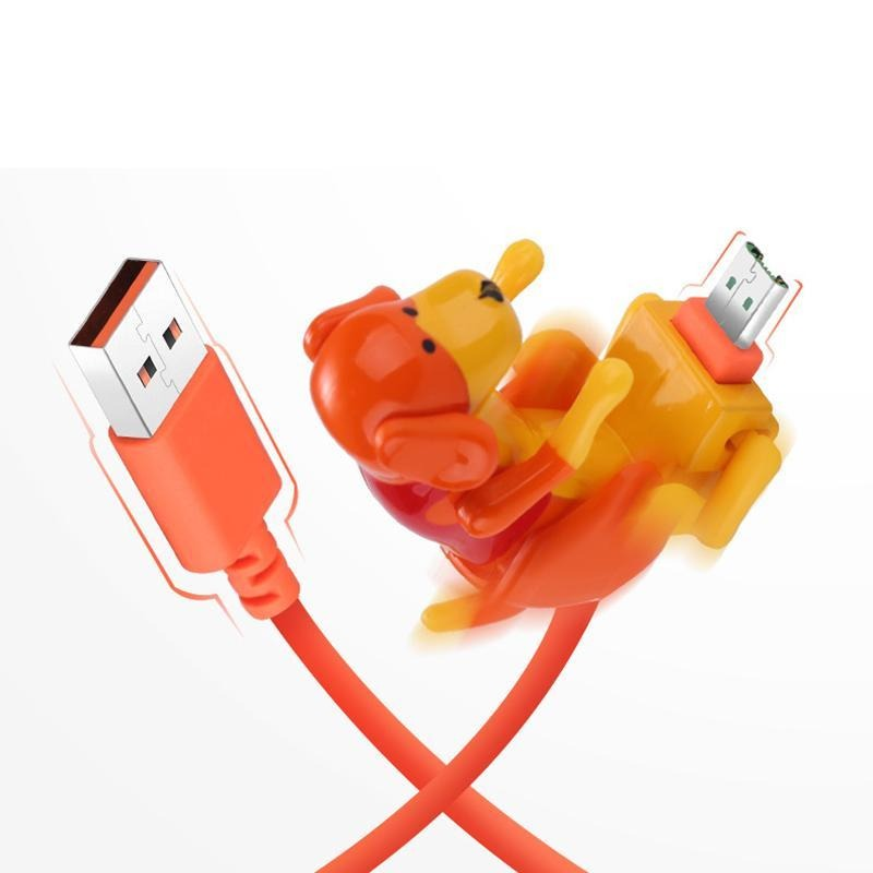 💥Early Summer Hot Sale 50% OFF💥Funny Humping Dog Fast Charger Cable