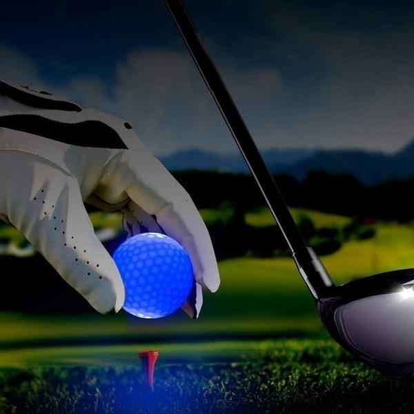 Night Light-up Golf Ball