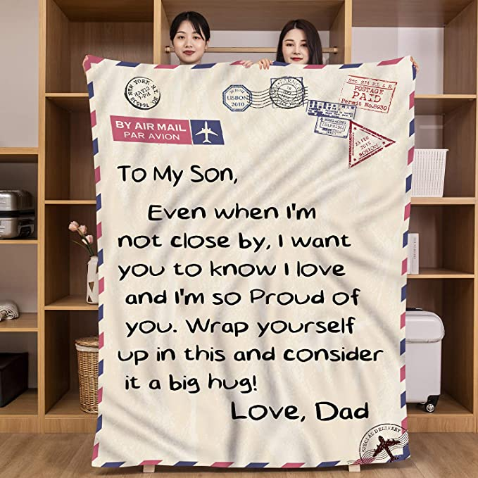 【🌈On Sales Up to 50% OFF🌈】Fleece Blanket - Best Gift For Your Loved Ones