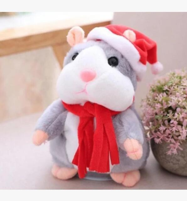 #Christmas Sale!-Talking Hamster