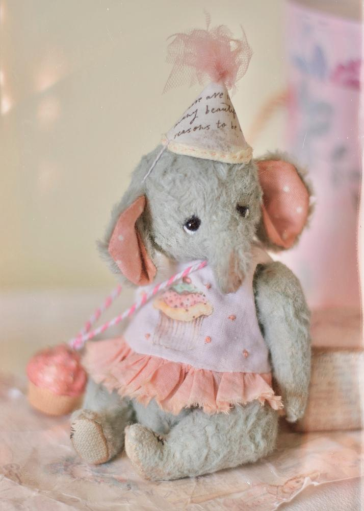 Teddy Elephant Mini