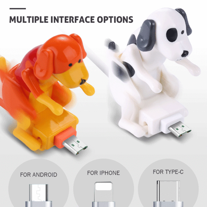 Puppy Charging Cable(50% OFF NOW)