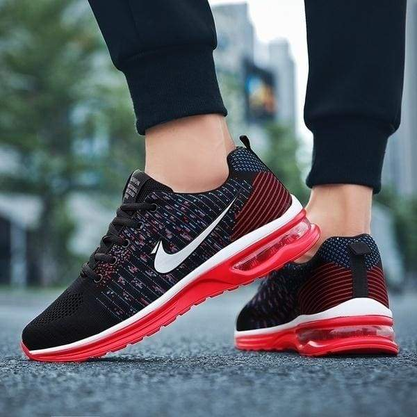 Women/men Running Shoes Breathable Light Weight Fashion Sneakers Trending Casual Sport Shoes Outdoor Jogging Walking Footwear Size36-45 Plus Size