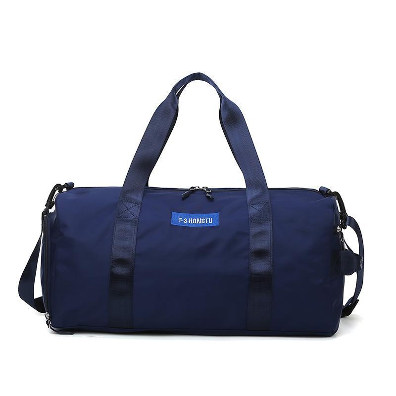 Travel Duffel Bag with Dry Wet Pocket & Shoes + Buy 2 Free Shipping