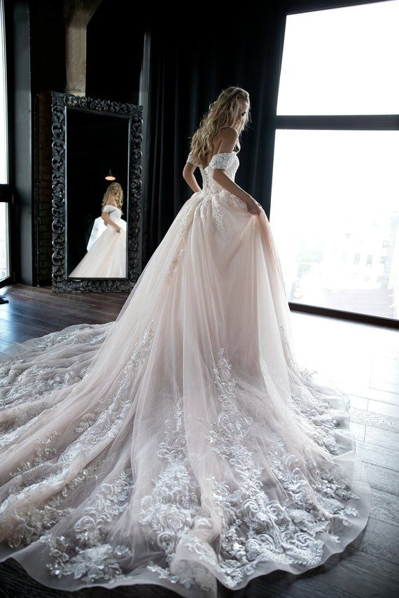 2020 Wedding Dressbeaded Bridesmaid Dresses White Dress For Civil Wedding Sweetheart Neckline Wedding Dress Lace Formal Dresses
