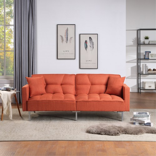 Oris Fur. Fabric living room sofa