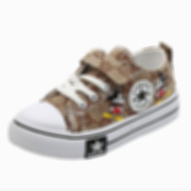 Canvas Breathable Comfy Shoes For Boys and Girls