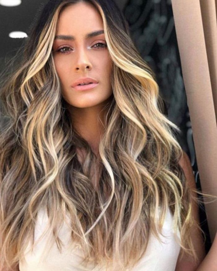 Lace Front Wigs Balayage Ombre Blonde 613 Human Hair Full Lace Wig 613 Deep Wave Wig