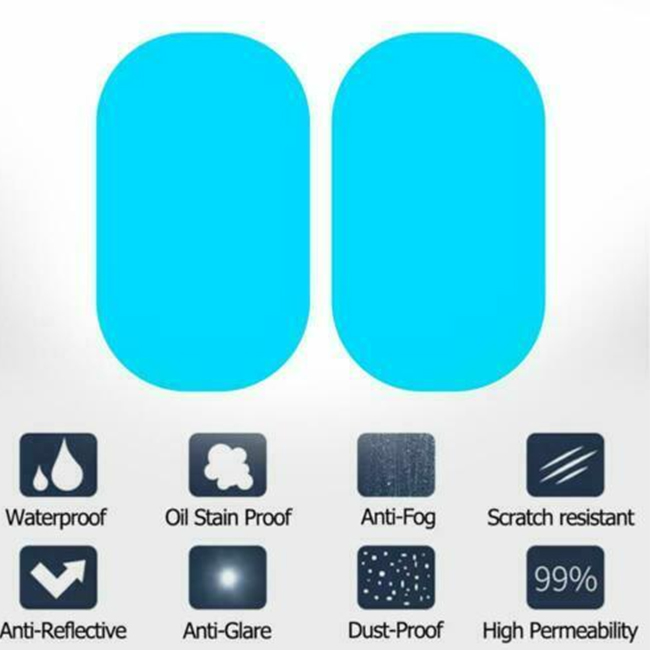 Cash on delivery—Car anti-reflection waterproof membrane