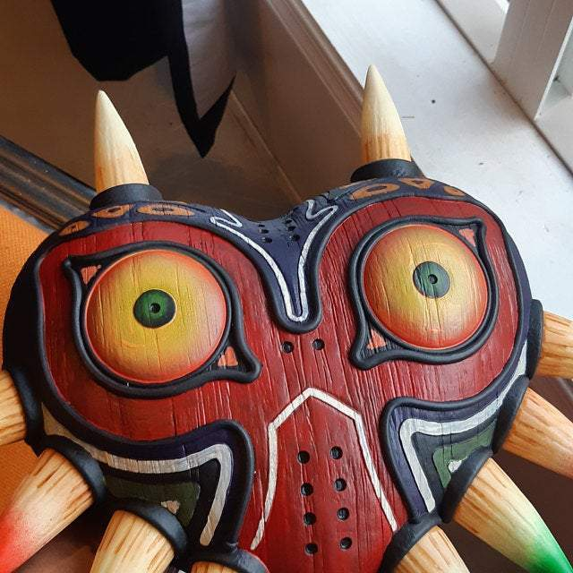 Handicraft | Wood Majora's Mask【Limited edition】