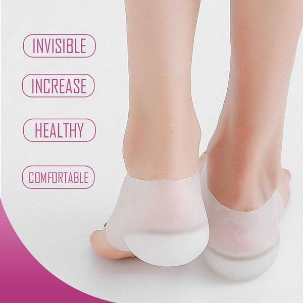 (A Pair)Invisible Height Increased Insoles