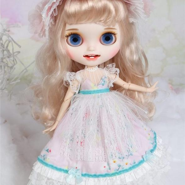Page- collection doll,Blythe Doll