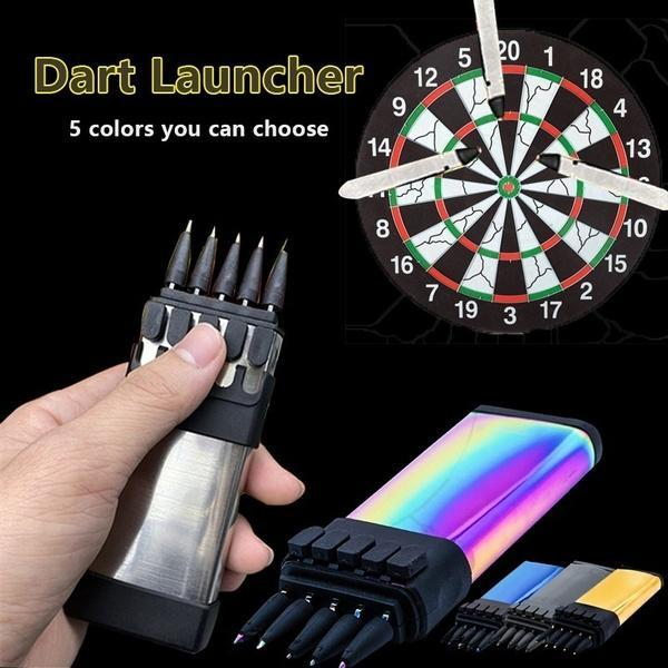 【🌟Promotion-50% OFF】-Self Defense Shooting Darts Set