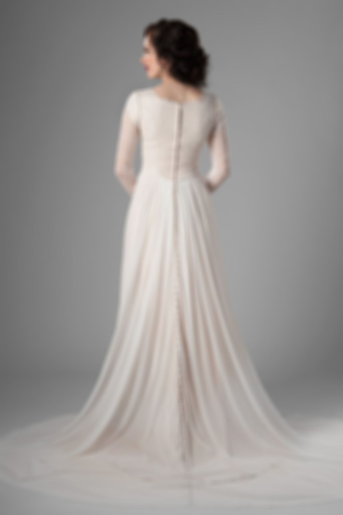 2020 New Wedding Dress Fashion Dress mother of the bride dresses with jackets knee length cream formal gown