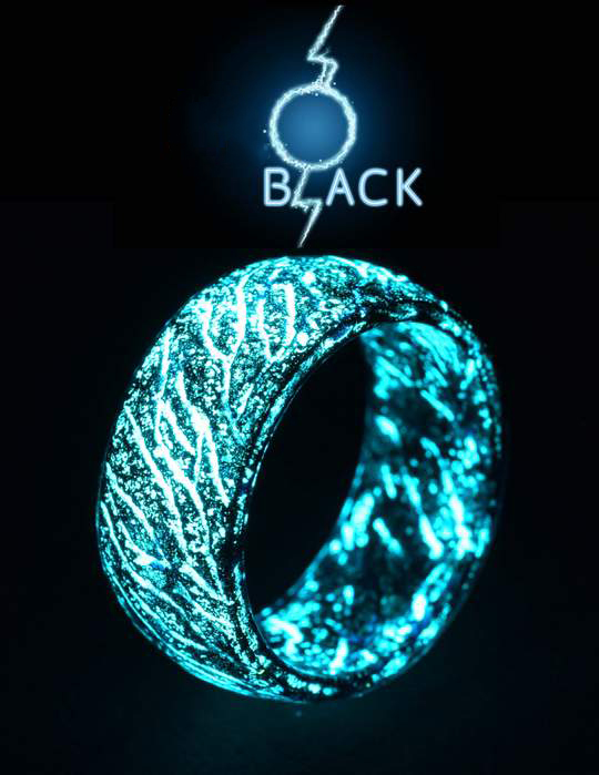 Teamjes™ Luminous Ring