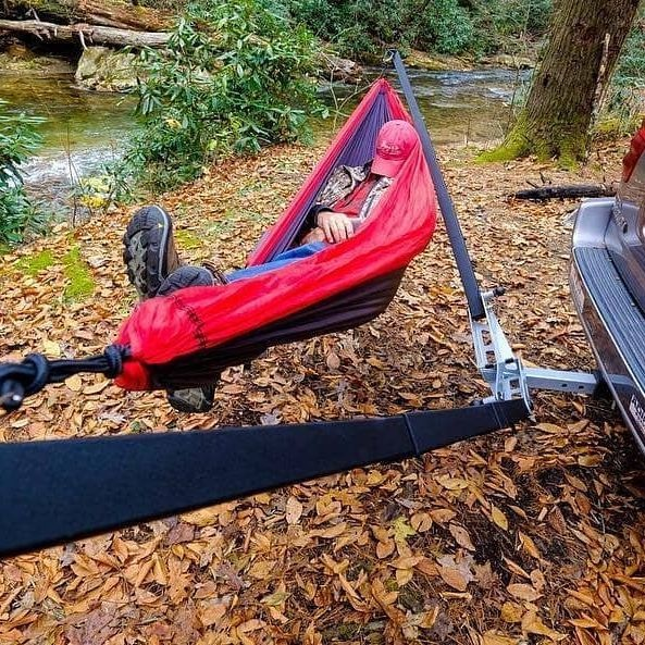 🎉FATHER'S DAY PROMOTION--  LEISURE TRAVEL CAR HAMMOCK SET (BUY 2 FREE SHIPPING!!!)
