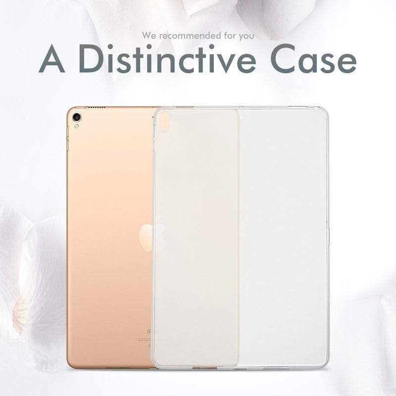 2 in 1 Clear dust and oil proof effective protection of tempered glass plate protective cover case For iPad 10.2 Pro 11 12.9 9.7 10.5 Air 3 Mini 5 4 3 2 ipad 6 5 4 3 2