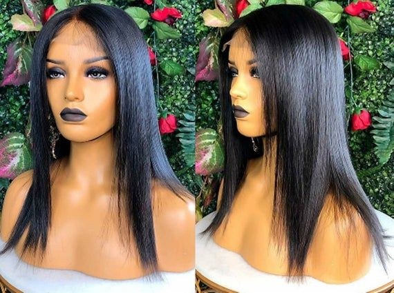2020 New Straight Wigs Black Long Hair Straight Wedding Hair Affordable Wigs For African American