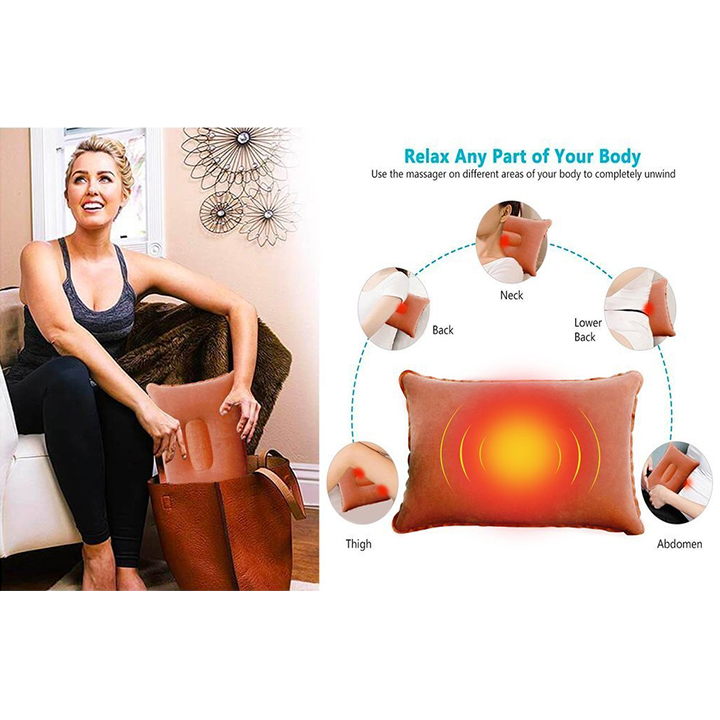 ⚡Today 50% OFF⚡ Pillow Massager With Heat
