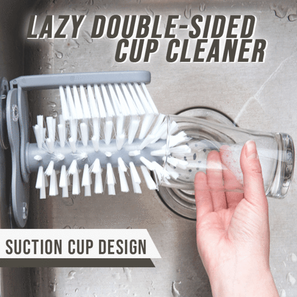 Higomore™ Lazy Double-Sided Cup Cleaner