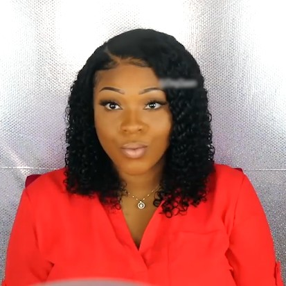 Special OFF | NEW SUPER CURLY BOB PONYTAIL WIG