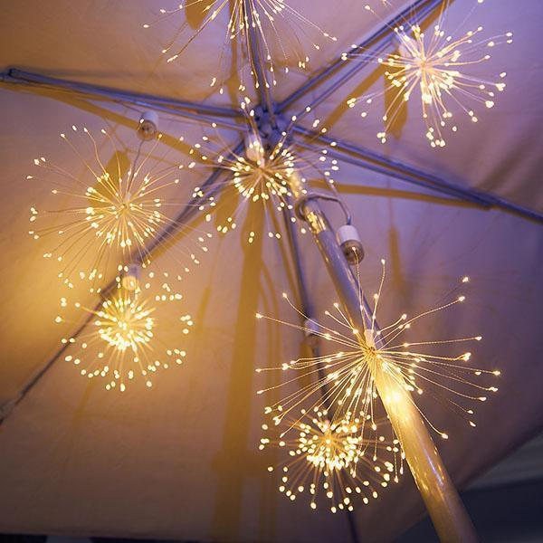🎄Only $19.99 Buy 2 Get 1 Free🎄LED Copper Wire Firework Lights