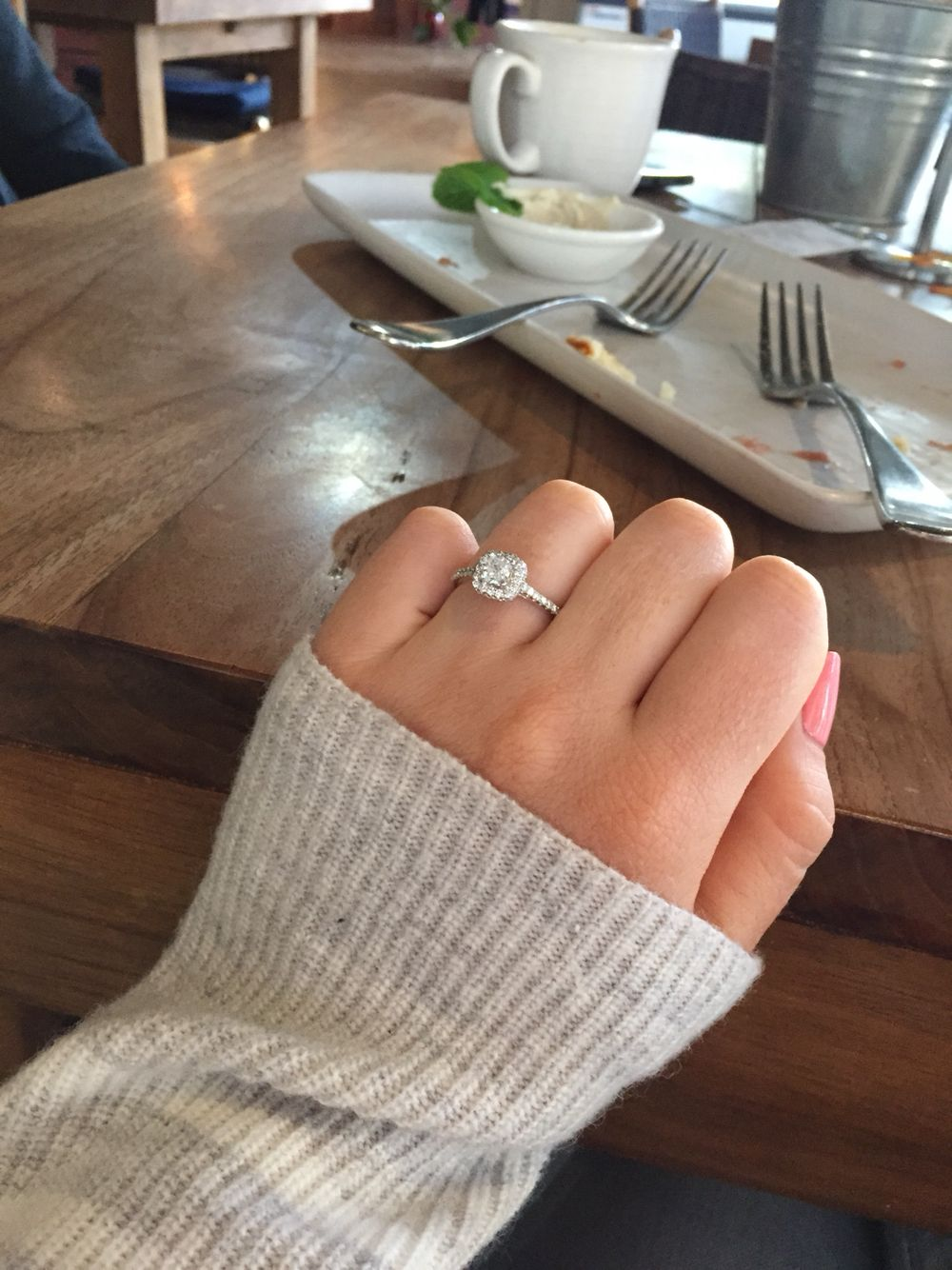 Rings For Women 2238 New Diamond Pendant Price Earrings Design 2019 Wooden Fashion Jewelry Ladies Ring