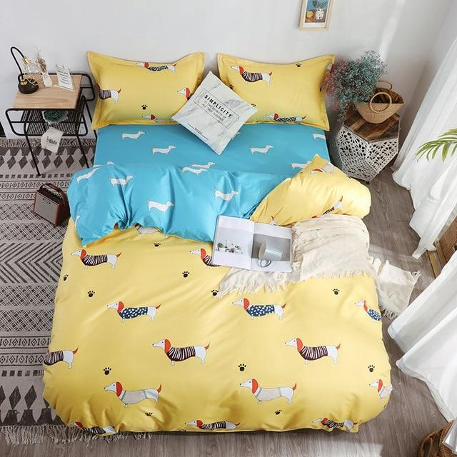 Bedding Set Multi Color.