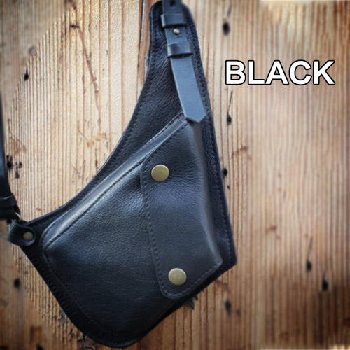 (Father's Day Sale-50% OFF) Leather Holster Bag