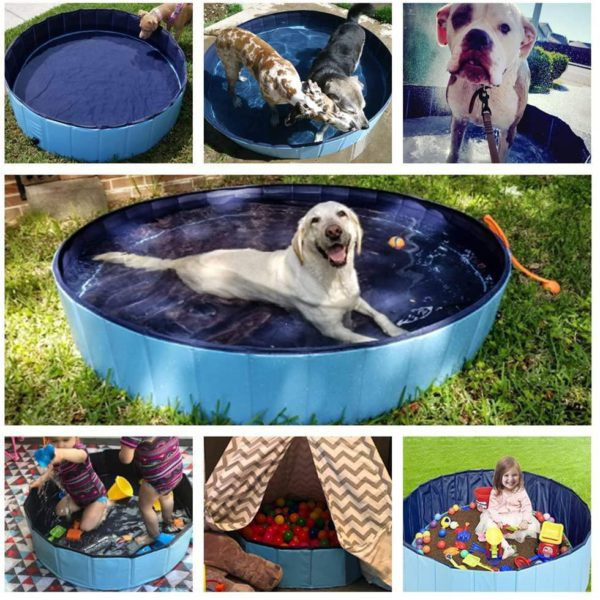 (Mother's Day Sale) PORTABLE PAW POOL(BUY 2 GET FREE SHIPPING)