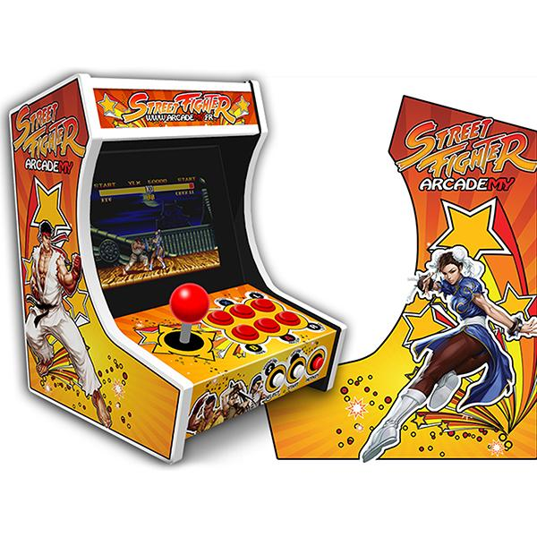 🎅Christmas Hot-Sale 49% OFF🎅-🎮Bartop 1 Joueur - Arcademy1🎮