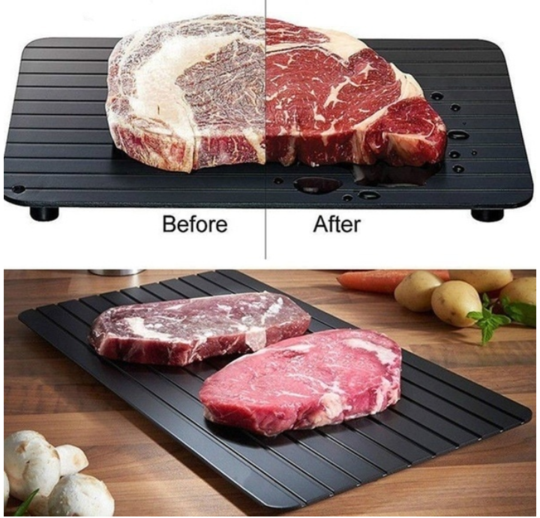 DEFROST TRAY - TRAY MASTER NO ELECTRICITY 2020