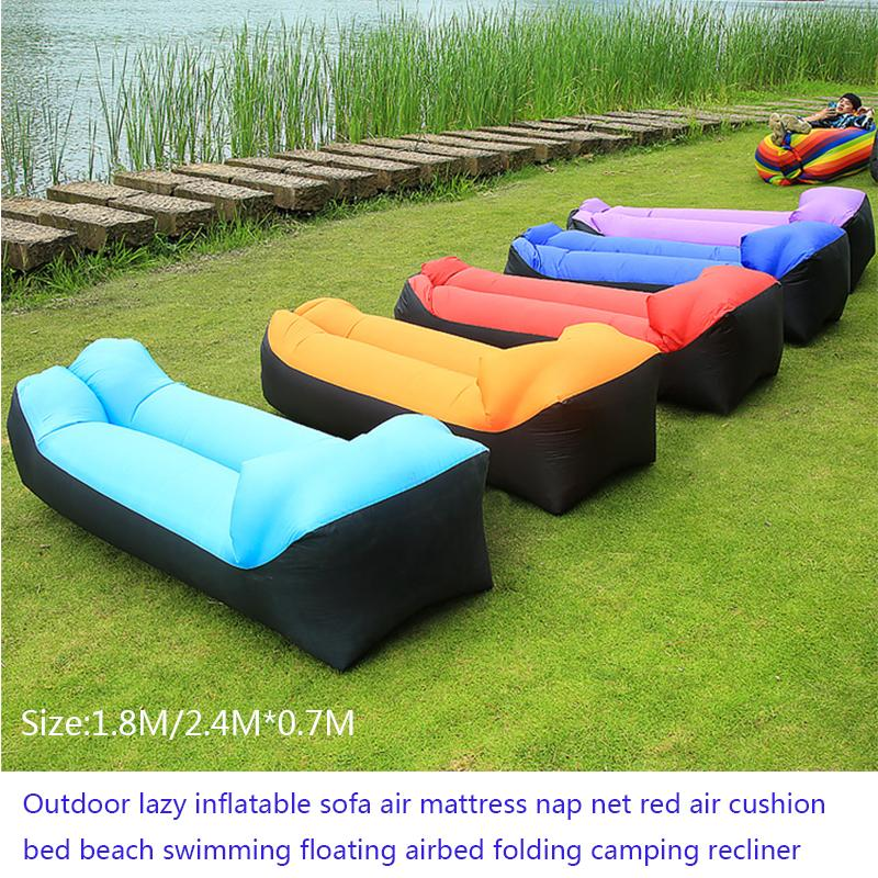 Lazy inflatable sofa bag - 50% OFF & Free Shipping